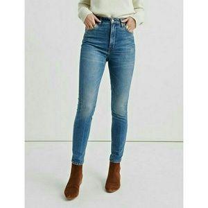 (NWT) Lucky Brand Bella High Waist Skinny Jeans